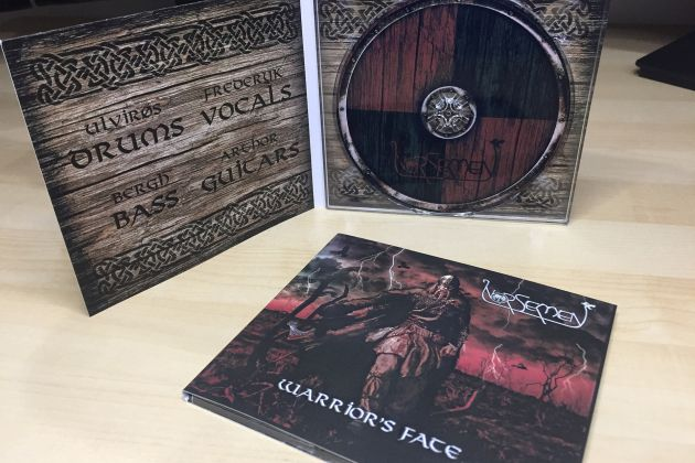 Digipack - Norsemen - Warrior Fate